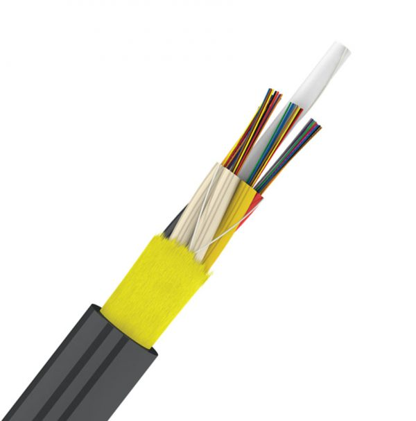 Cable fibra óptica ADSS
