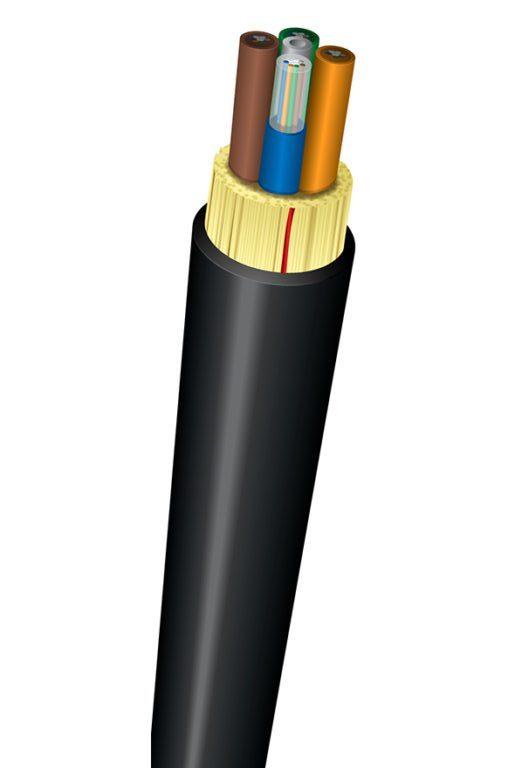 Fibra óptica MSHA