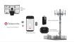 Candado Armored Bluetooth